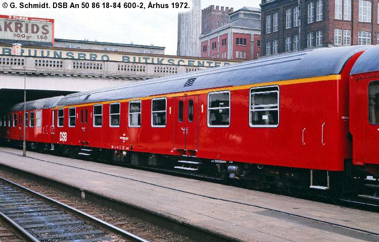 DSB An 600