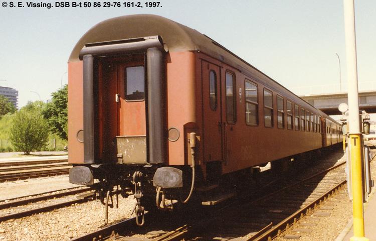 DSB B-t 161