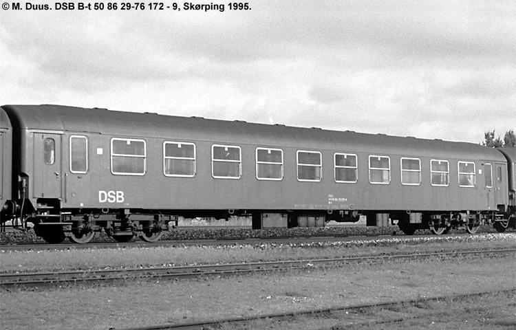 DSB B-t 172