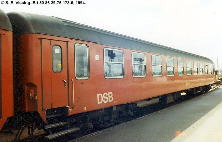 DSB B-t 178