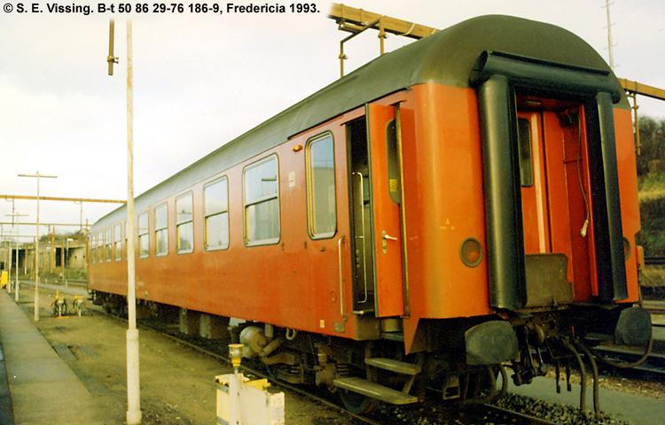 DSB B-t 186