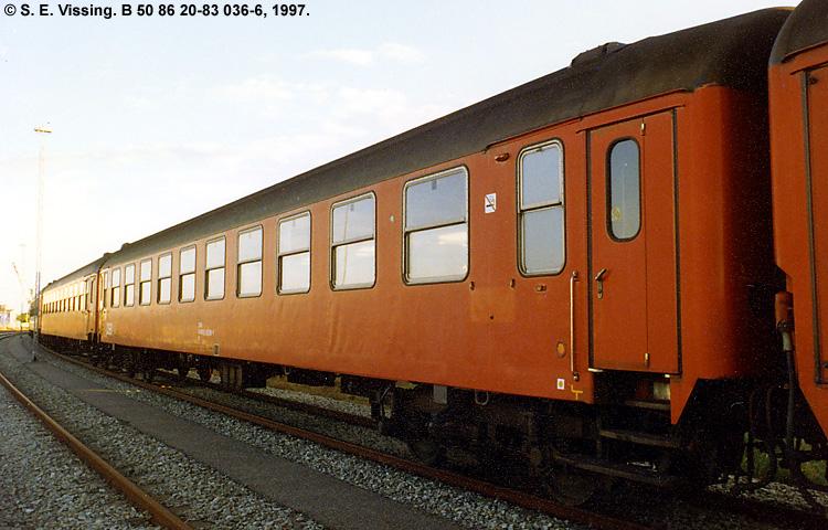 DSB B 036