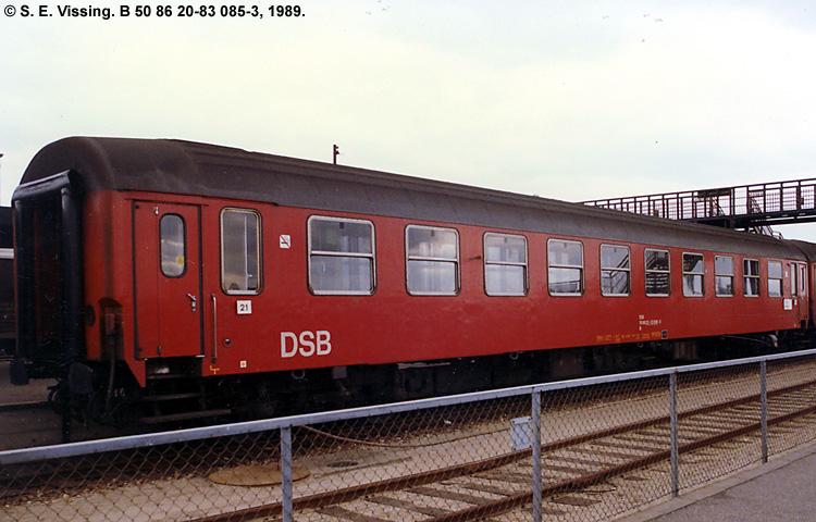 DSB B 085