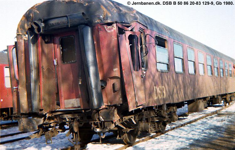 DSB B 129