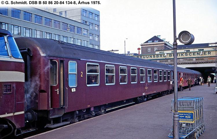DSB B 134