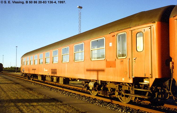 DSB B 136