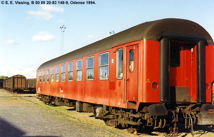 DSB B 148