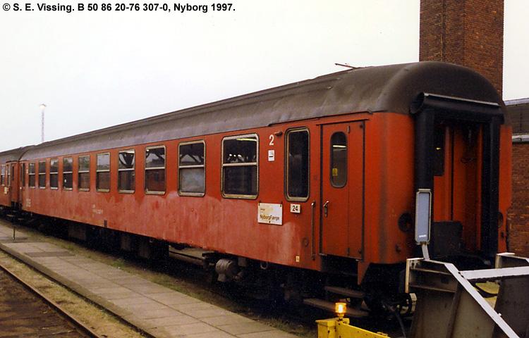 DSB B 307