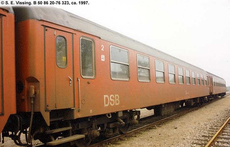 DSB B 323