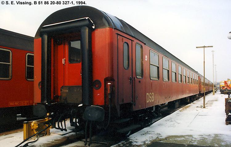 DSB B 327