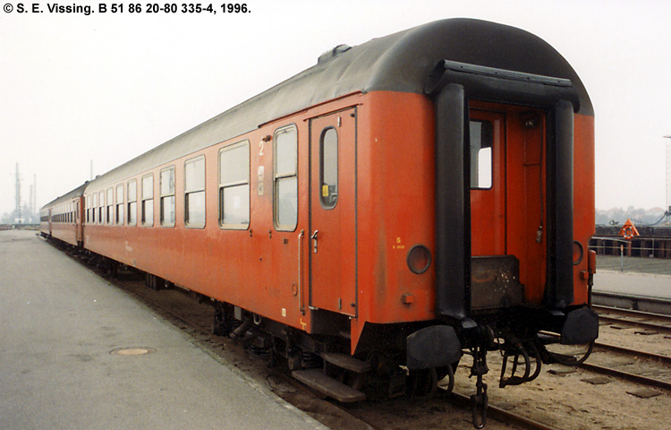 DSB B 335