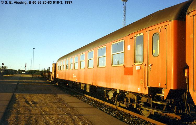 DSB B 518