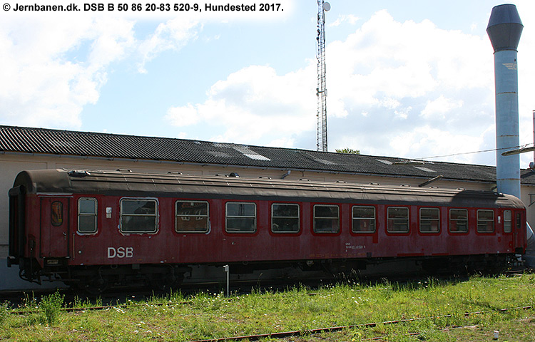 DSB B 520