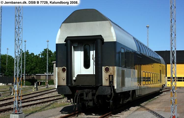 DSB B 7729