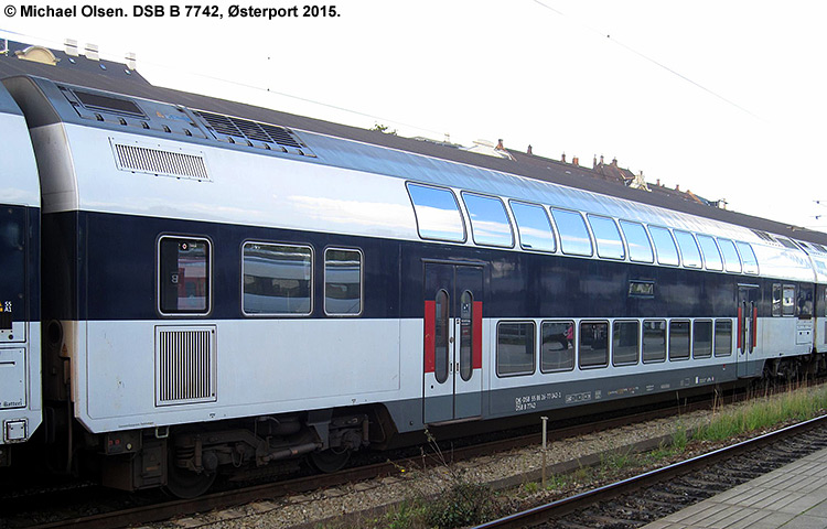 DSB B 7742