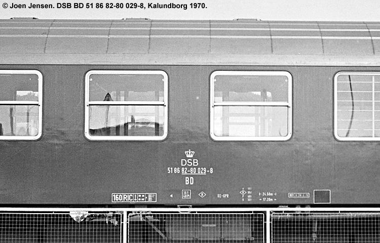 DSB BD 029