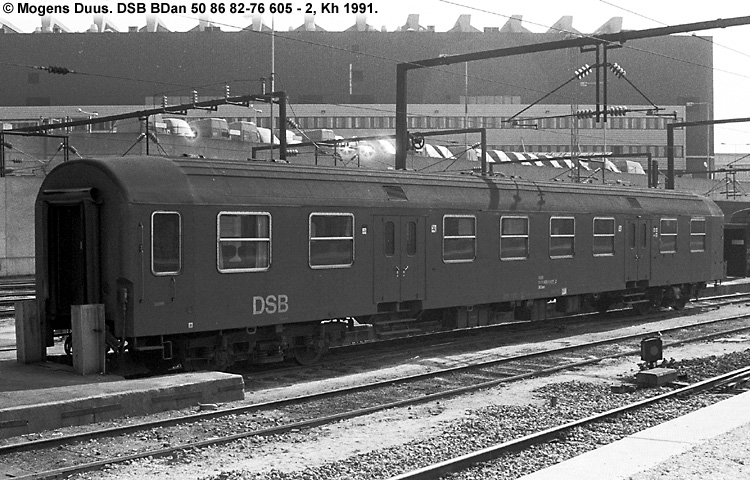 DSB BDan 605