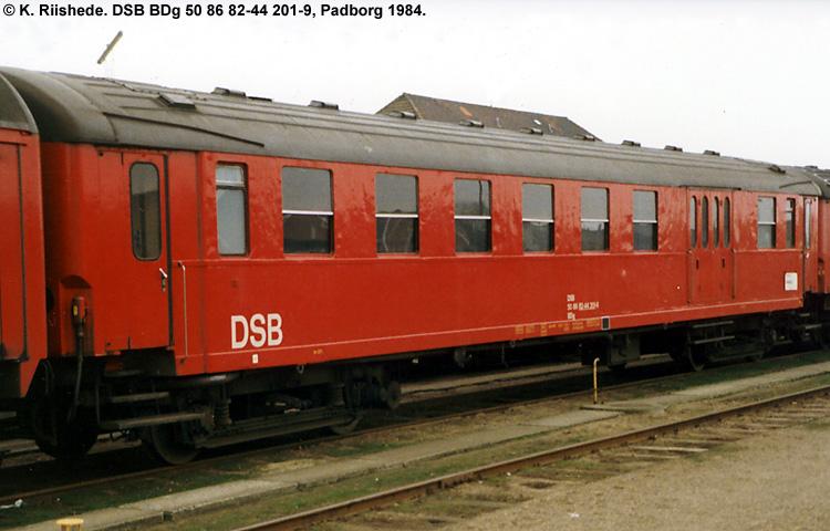DSB BDg 201