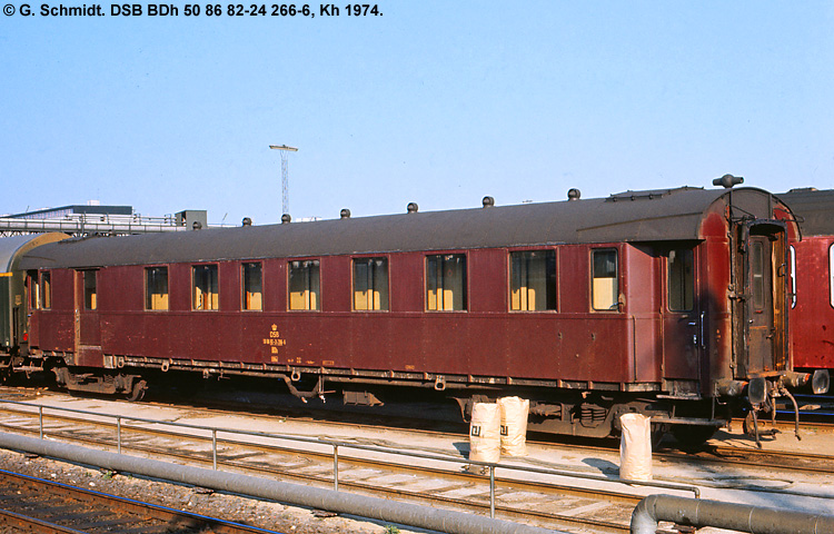 DSB BDh 266