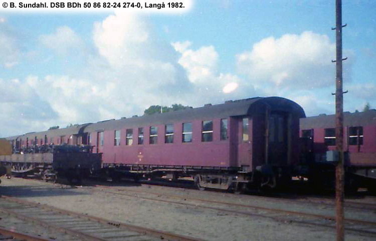 DSB BDh 274