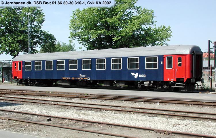 DSB Bc-t 310