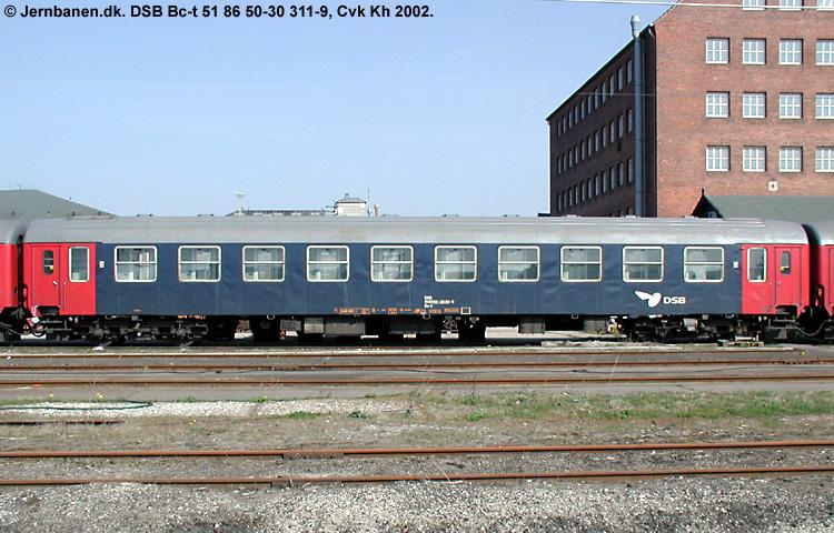 DSB Bc-t 311