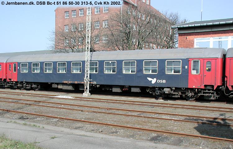 DSB Bc-t 313
