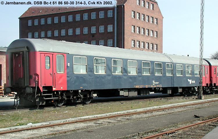 DSB Bc-t 314