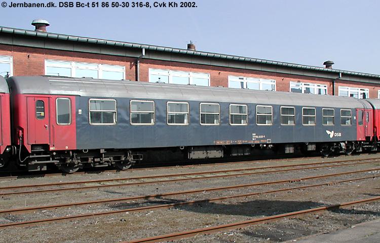 DSB Bc-t 316