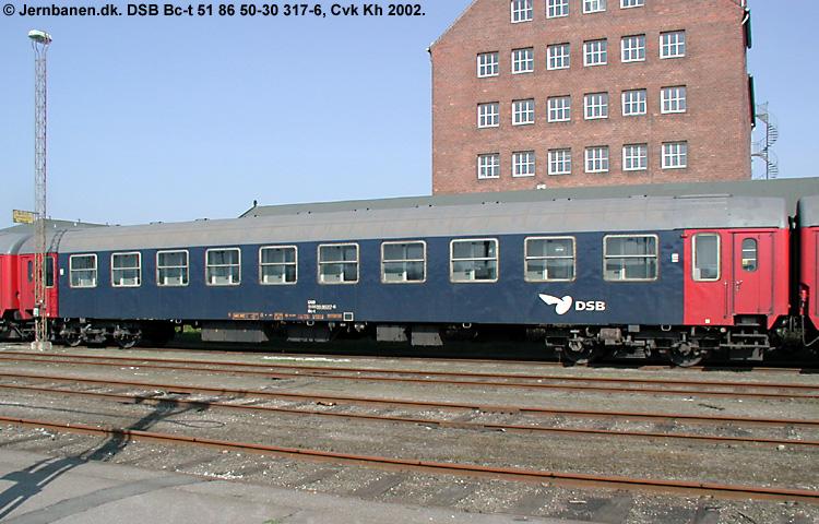 DSB Bc-t 317