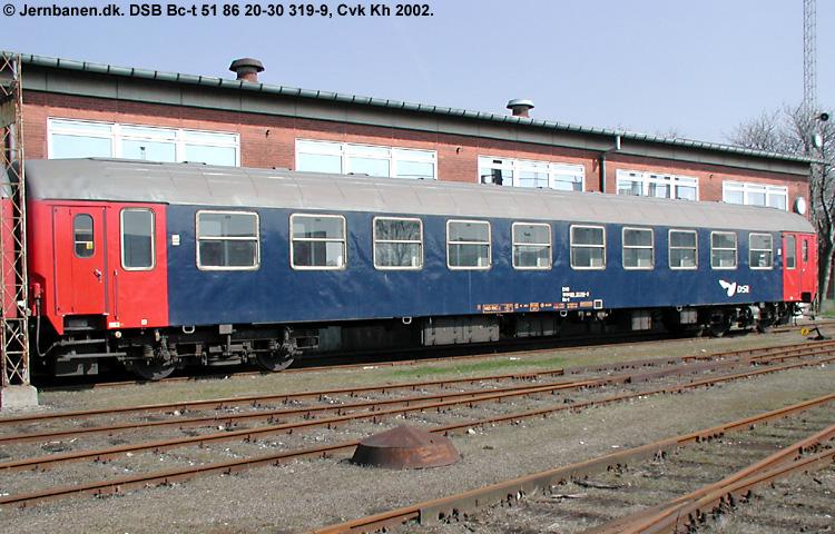 DSB Bc-t 319