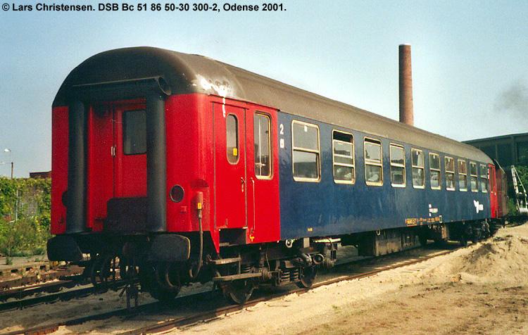 DSB Bc 300