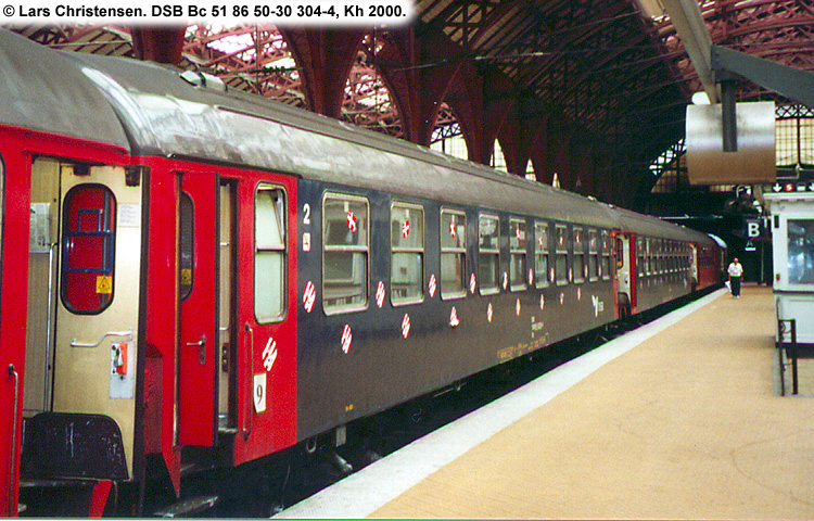 DSB Bc 304