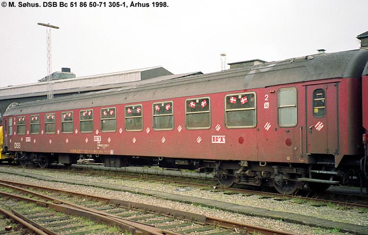 DSB Bc 305