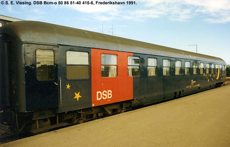 DSB Bcm-o 415