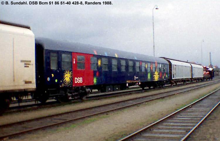 DSB Bcm 428