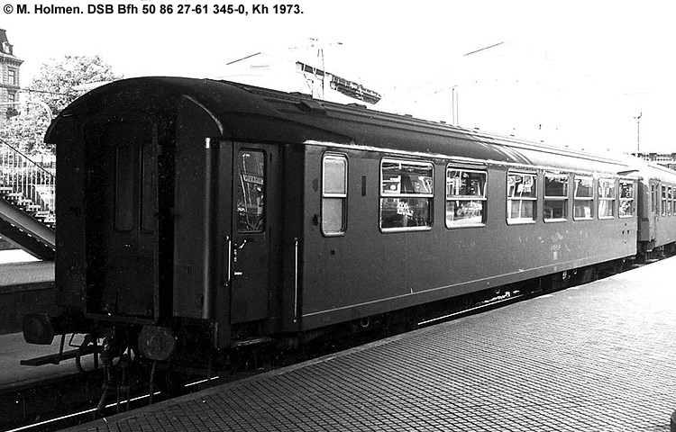 DSB Bfh 345
