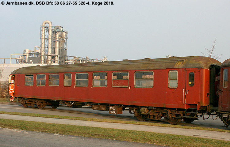 DSB Bfx 328