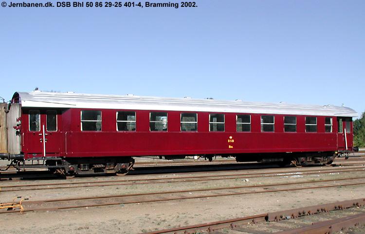 DSB Bhl 401