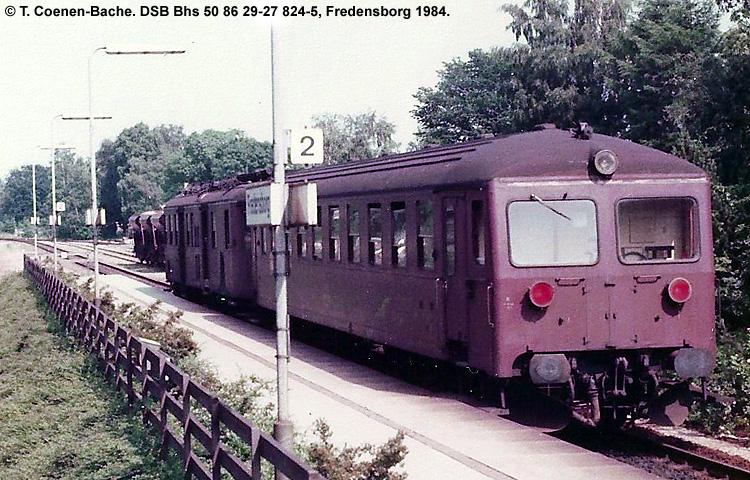 DSB Bhs 824