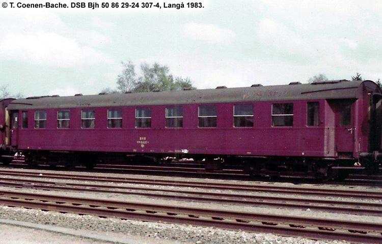 DSB Bjh 307