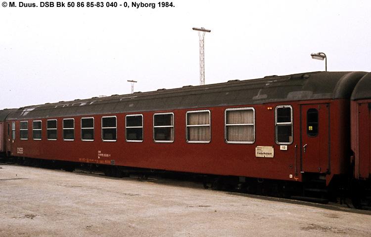 DSB Bk 040