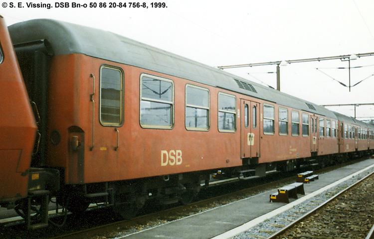DSB Bn-o 756