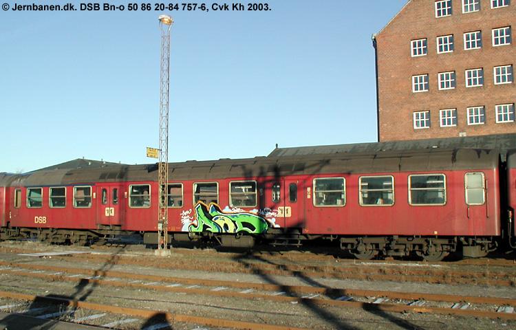 DSB Bn-o 757