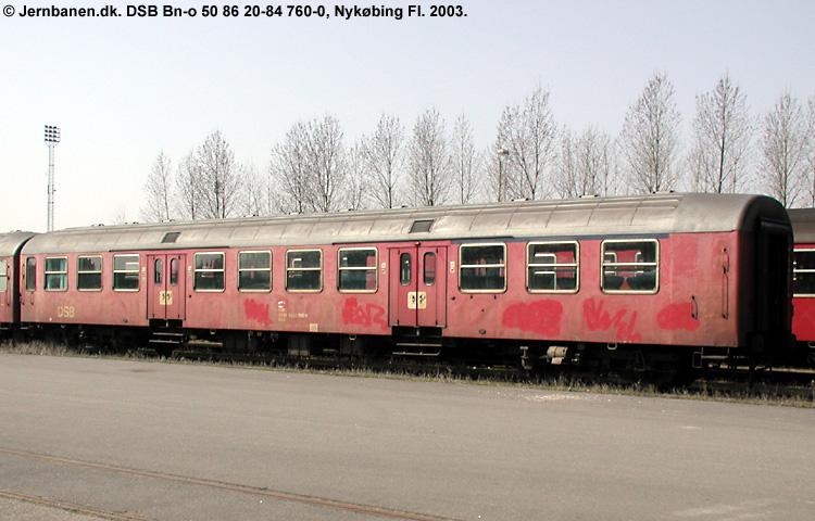 DSB Bn-o 760