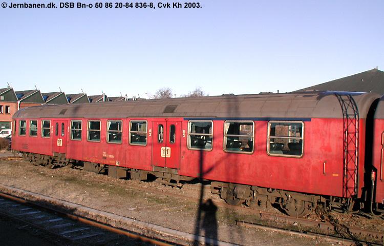 DSB Bn-o 836