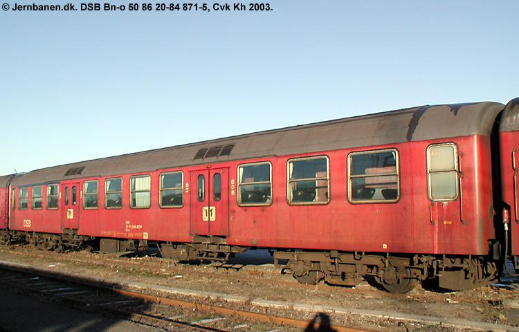 DSB Bn-o 871