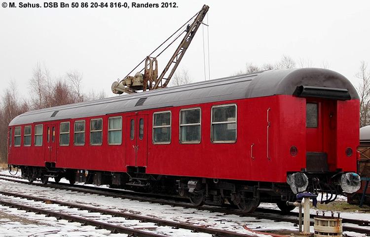 DSB Bn 816