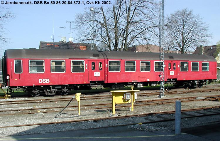 DSB Bn 873