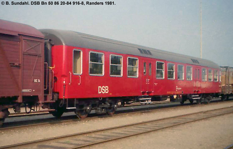 DSB Bn 916